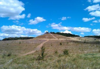 Гора Тотоха — новая «мекка» Украины